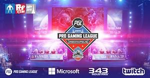 Pro Gaming League (PRNewsFoto/Pro Gaming League)