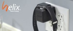 Makes charging Apple Watch simple, and taking it go easy. (PRNewsFoto/Standzout)